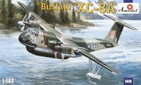XC-8A «Buffalo» Исследовательский самолет NASA,США.