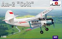 Самолет Ан-2 «Кольт» (An-2 Colt)