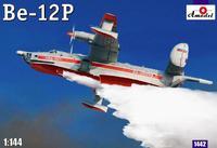 Советский пожарный самолет-амфибия Beriev Be-12P