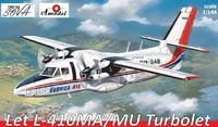 Самолет Let L-410 «Turbolet»