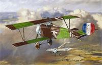 Биплан Nieuport 16c