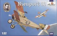 Биплан Nieuport 11 (Italy)