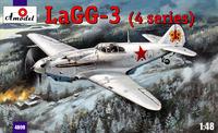 Истребитель-моноплан ЛаГГ-3