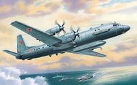 Ильюшин Ил-20/Ил-24 Турбовинтовой самолет РТР.