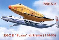 ВМ-Т «Атлант» и ВКС «Буран»
