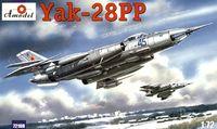 Советский самолет-глушитель Як-28ПП