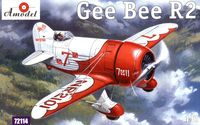 Gee Bee Super Sportster R2 Aircraft