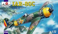 IAR-80C Румынский истребитель