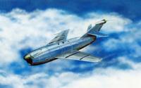 КС-1 Советская крылатая противокорабельная ракета