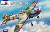 Yak-55M Пилотажный самолёт