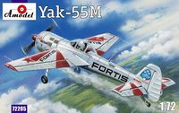 Як-55M «FORTIS«
