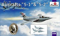 Aicraft '5-1' & '5-2'