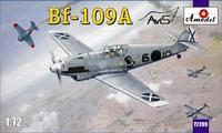 Messerschmitt Bf-109A German fighter