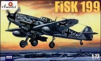 FiSk 199 Экспериментальный истребитель-бомбардировщик Люфтваффе