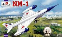 Опытный самолет-разведчик НМ-1 (NM-1)