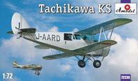 Санитарный самолет Тачикава (Tachikawa) KS