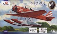 Тренировочный самолет Yakovlev AIR-10