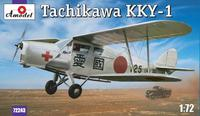 Санитарный самолет Тачикава (Tachikawa) KKY-1