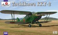 Санитарный самолет Тачикава (Tachikawa) KKY-2