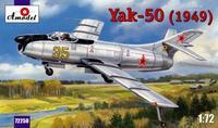 Истребитель-перехватчик Як - 50 / Yak-50 (1949)