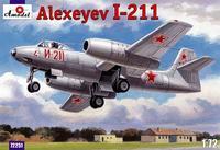 Истребитель-бомбардировщик И-211 / Alexeyev I-211