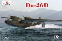 Немецкий дальний морской разведчик Dornier Do-26D