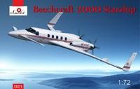 Самолет Beechcraft 2000 Starship N641SE