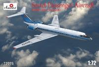 Пассажирский самолет Tupolev Tu-134 Aeroflot airlines