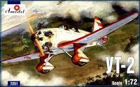 Учебно-тренировочный самолет УТ-2