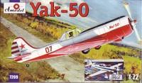 Спортивно-пилотажный самолет Як-50/50-2