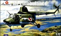 Ми-1 Санитарный вертолет