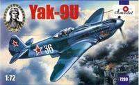 Як-9У (улучшенный) Одномоторный истребитель