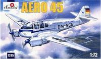 Aero 45 Легкий многоцелевой самолет Чехословакии