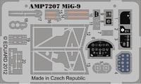 Фототравление на Миг-9 (ART Model)