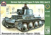 ARK35003 Pz.Kpfw 38(t) Ausf.G German light tank
