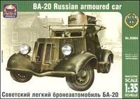 ARK35004 Ba-20 Russian armored car