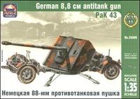 ARK35006 PaK 43 German 88mm anti-tank gun