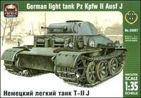 Немецкий легкий танк Т-II J