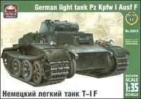 ARK35015 Pz.Kpfw I Ausf.F German light tank