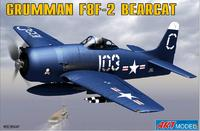 ART7201 Grumman F8F-2 BEARCAT USAF carrier based fighter