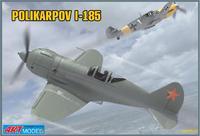 Поликарпов И-185 Советский истребитель