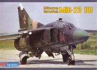 Микоян МиГ-23УБ учебно-боевой самолет