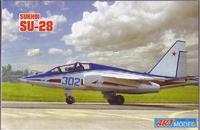 Учебно-тренировочный самолет Sukhoi Su-28