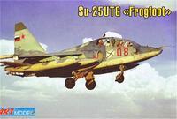 Учебно-тренировочный самолет Cухой Су-25 УТГ