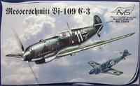AV72011 Messerschmitt Bf-109C-3 WWII German fighter