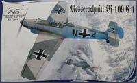 AV72012 Messerschmitt Bf-109C-1 WWII German fighter