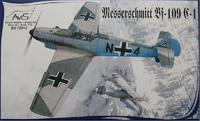 AV72012 Messerschmitt Bf-109C-1 WWII German fighter