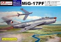 Истребитель МиГ - 17 ПФ