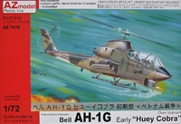 Вертолет Bell AH-1G Early (Over Vietnam) HQ