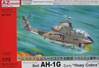 Вертолет Bell AH-1G Early (Over Vietnam) HQ